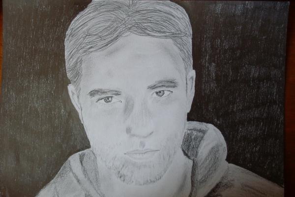 Robert Pattinson by Atir76